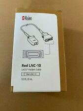 MASIMO Red LNC-10 SpO2 Patient Cable, 10ft 2056 NEW