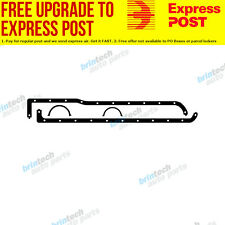 1965-1966 For Ford Falcon XP 144 ci Oil Pan Sump Gasket H