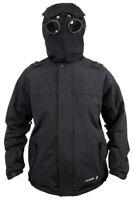 Mens Location Apex Fusion Black Goggle Jacket Waterproof Taped Seams Winter Coat