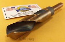 """Drill Hog USA 7/8"""" Drill Bit 7/8"""" Silver & Deming Drill Bit Lifetime Warranty"""
