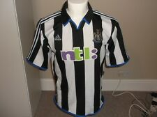 Newcastle United Home Football Shirt XL 2000/01 NTL Adidas Retro Vintage * MINT