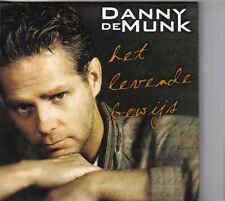 Danny De Munk-Het Levende Bewijs cd single