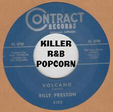 POPCORN/R&B REPRO: CONTRACT 5102– BILLY PRESTON – VOLCANO / YOUNG HEARTACHES