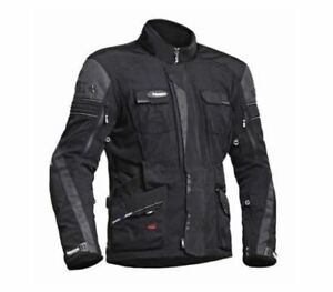 Halvarssons Prime Motorcycle Jacket Black