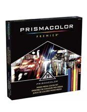 Prismacolor Premier Mixed Media Soft Core Set of 79 Art Watercolor Pencils - New