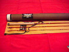 Fenwick Fly Rod Fenglass 7ft 3 Piece #4 Line Fiberglass Fly Rod GREAT NEW