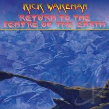 Wakeman Rick - Return To The Centre Of The Earth - CD Nuovo Sigillato