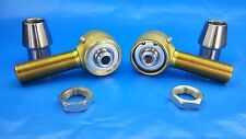 "1-1/4 x 9/16 Bore Panhard Chromoly Rod Ends, Heims Joints (Fits2""x.250 Tube)Flex"