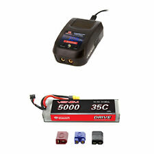 Venom 35C 3S 11.1v 5000mAh LiPo Hardcase Battery and Sport Charger Combo