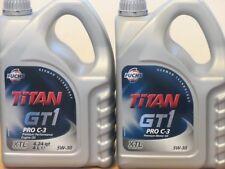 5,84€/l Fuchs Titan GT1 Pro C3 5W-30 2 x 4 L BMW LL04 MB229.51 VW 50400 50700