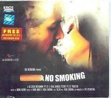 NO SMOKING - NEW BOLLYWOOD SOUNDTRACK CD SONGS