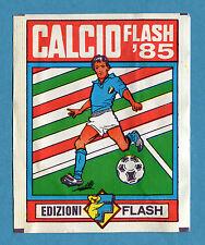 Bustina/Packet - figurine - CALCIO FLASH '85 - Vuota-Empty