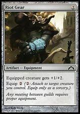 Riot Gear x4 EX/NM Gatecrash MTG Magic Cards Artifact Common