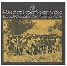 VARIOUS ARTISTS - MUSIC OF THE DAGOMBA FROM GHANA NEW CD