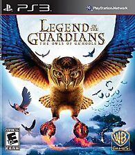 LEGEND OF THE GUARDIANS:OWLS OF GAHOOLE NLA PS3 ACT NEW VIDEO GAME