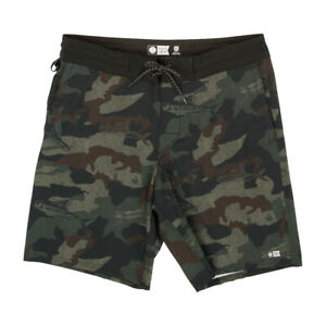 "Salty Crew ""Seamark Utility"" Boardshort (Camo) 19"" Swim Wear Shorts"