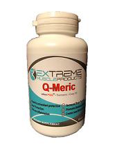 Q-Meric. PQQ CoQ10 and Turmeric. 60 count bottle (2 month supply) QMERIC