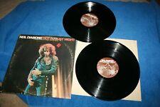 NEIL DIAMOND - HOT AUGUST NIGHT - POP ROCK VINYL DOUBLE LP