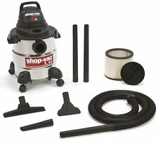 Shop-Vac 5 Gallon 4.5 HP Stainless Steel Wet/Dry Vacuum! Best Price & Service!