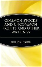 Common Stocks and Uncommon Profits and Other Writings: By Fisher, Philip A.