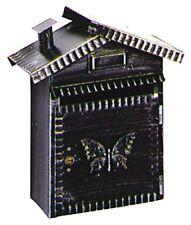 Cassetta della posta stile romantico CP084 ferro colore a scelta