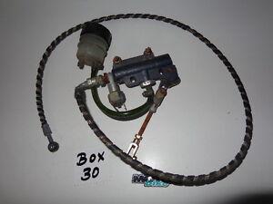 MONTESA COTA 307 REAR BRAKE PUMP (BOX 30)