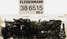 Fleischmann 386515 ( 6515 ) H0 - Profi- Steckkupplung 50 Stück NEU & OvP