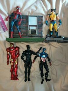 Marvel select action figure bundle