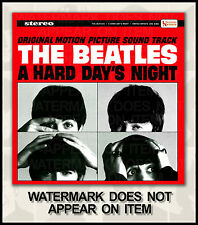 THE BEATLES A HARD DAY'S NIGHT ALTERNATE ALBUM SLICK