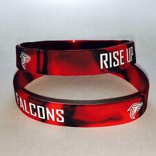 Atlanta Falcons RISE UP wristband