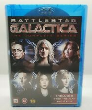 BATTLESTAR GALACTICA (2004-09) The Complete Series 22-Disc Blu-Ray Set NEW