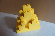 Lego--6083- Gelb --Felsen--3 x 8 x 7--Belville --Sonderteil-Ersatzteil