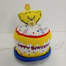 "Build a Bear 6"" Plush Birthday Cake"