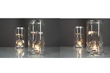 Markenlose Deko-Kerzenständer & -Teelichthalter aus Glas für Teelichter