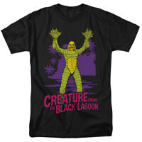 Creature From The Black Lagoon Forbidden Universal Monsters Licensed T-Shirt
