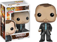 Supernatural - Crowley Pop! Vinyl
