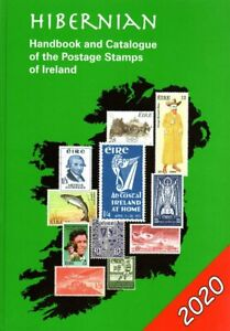 NEW 2020 Hibernian Handbook and Catalogue of the Postage Stamps of Ireland