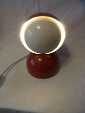 Mid Century 60s 70s Eclipse Tischlampe Lampe Desk Lamp #<