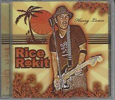 RICE ROKIT - HANG LOOSE - (brand new still sealed cd ) - MEGA 031