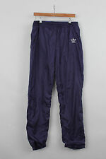 VINTAGE ADIDAS 1990'S TRACKSUIT TRACKY BOTTOM TROUSERS M 130