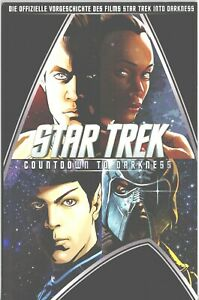 Comic # Star Trek # Offizielle Vorgeschichte des Films: Star Trek Into Darkness