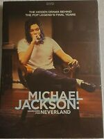 Michael Jackson: Searching for Neverland (2017 DVD) New Condition and Sealed