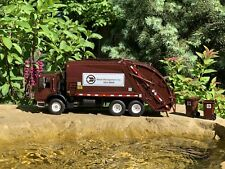 First Gear Garbage Truck 1/34 Scale Mack Waste Management Inc Rear Loader