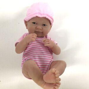 Lifelike Berenguer Doll 23.07 Model Pink Jumpsuit #512