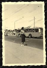 Oberleitungsbus-Oberleitungsomnibus-Obus-O-Bus-Trolleybus-Trolley-