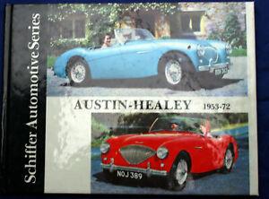 AUSTIN-HEALEY 1953-72 Schiffer Automotive Series 1989 1st US Midget Sprite Frog