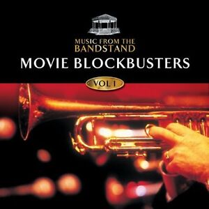 MUSIC FROM THE BANDSTAND - MUSICAL MEDLEYS V2 - BRASS/MOVIES CD - FREE POST UK