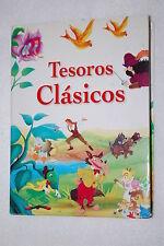 Tesoros Clasicos: Clasicos de Aventuras: Disney's Adventure Stories (2001 hardb