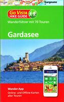 REISEFÜHRER Wanderführer Gardasee 2019/20, 70 Touren+ Wander App NEU