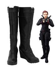 Avengers Endgame Black Widow Cosplay Costume Kostüme Schuhe Shoes boot Stiefel